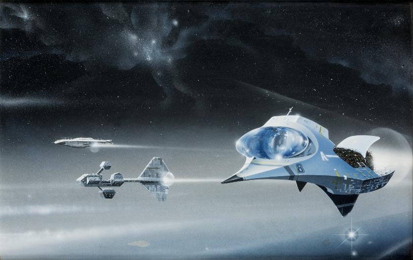 Les différents types de vaisseaux spatiaux